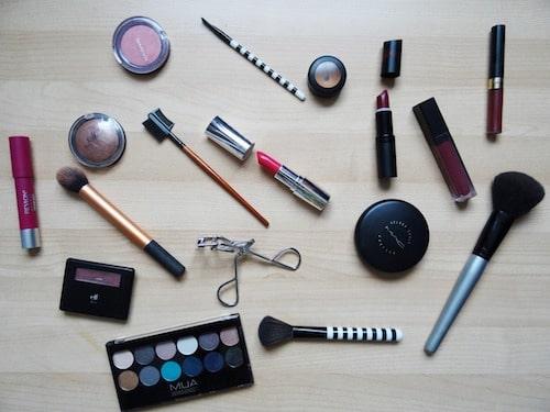 substances toxiques dans le maquillage