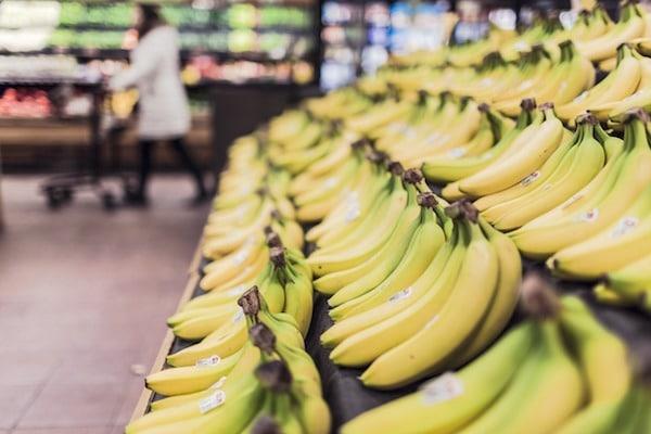 bananes bios mais pas locales