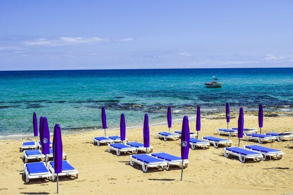 crème solaire plage