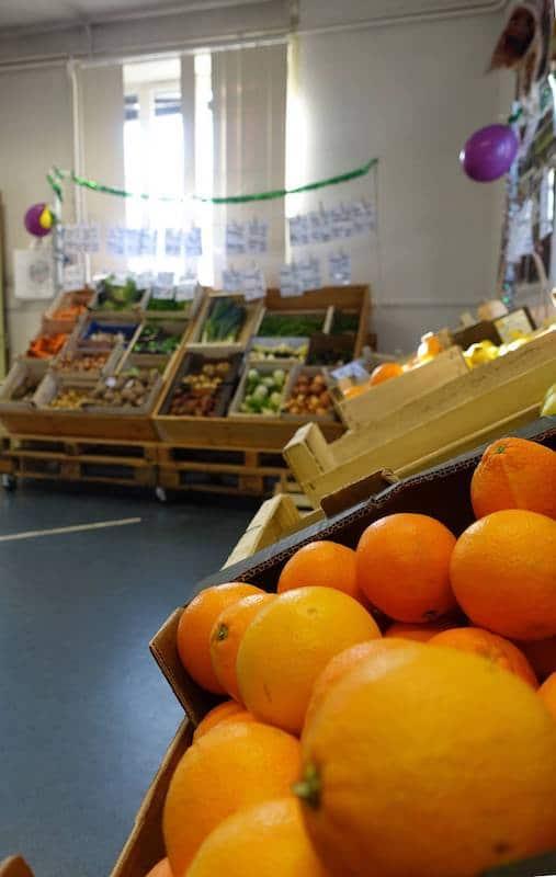 supermarché coopératif et participatif