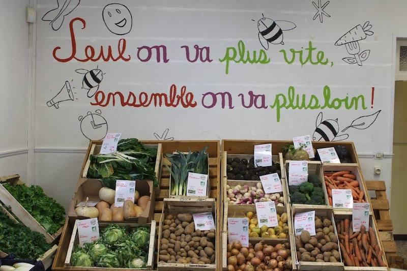 supermarché coopératif de bordeaux métropole