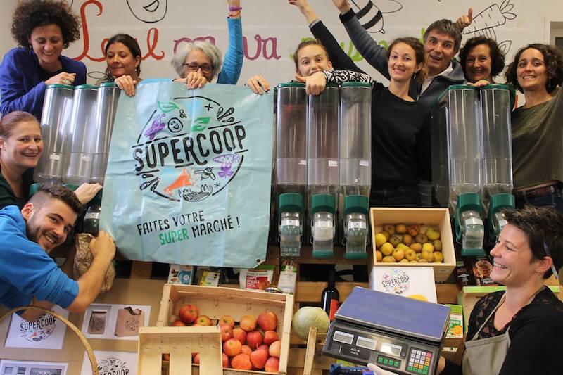 supercoop supermarché participatif