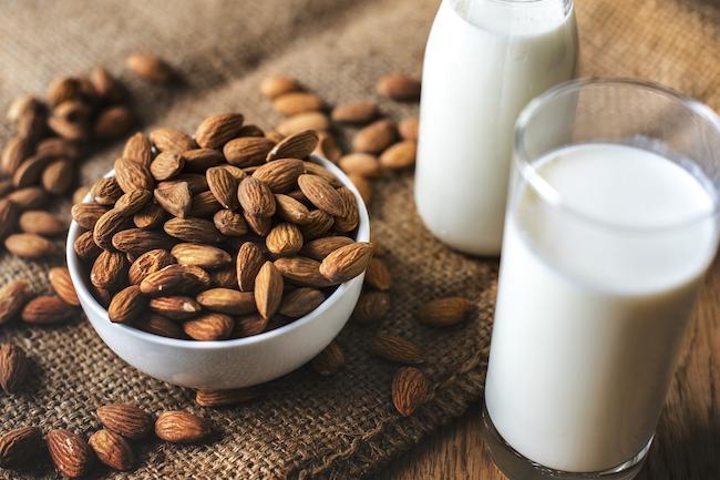 bien manger éviter lait de vache