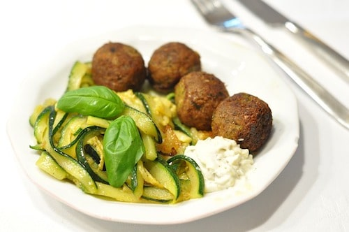 falafels remplacer la viande