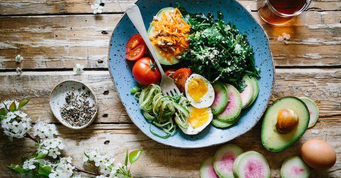 principes simples pour bien manger