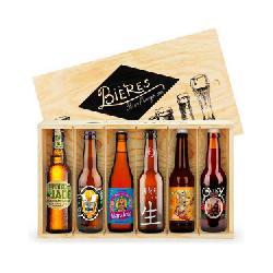coffret bières bio artisanales