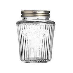 bocal verre noël zéro déchet