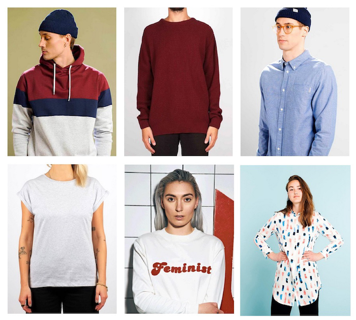 dedicated vêtements éthiques