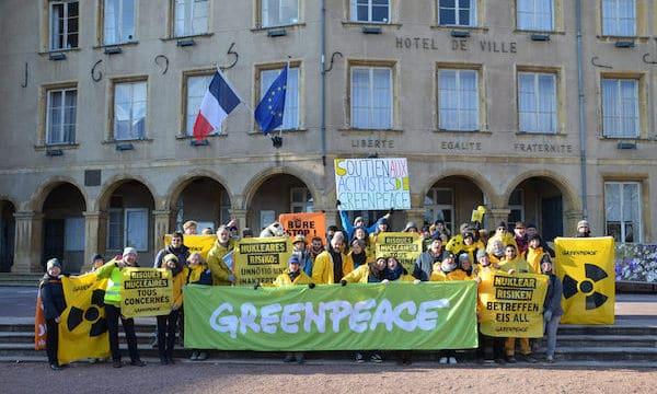 greenpeace stop projet cigéo