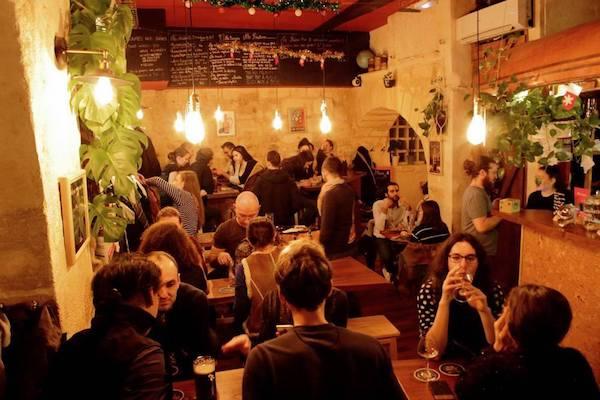 pub bio Bordeaux
