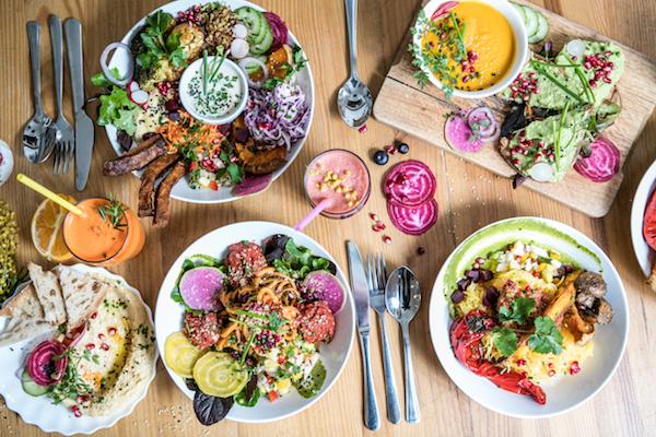 manger végétarien vegan bordeaux