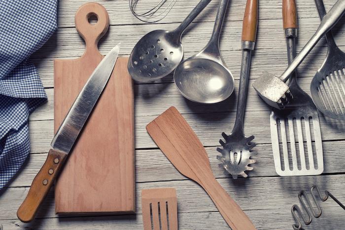 quels ustensiles de cuisine choisir
