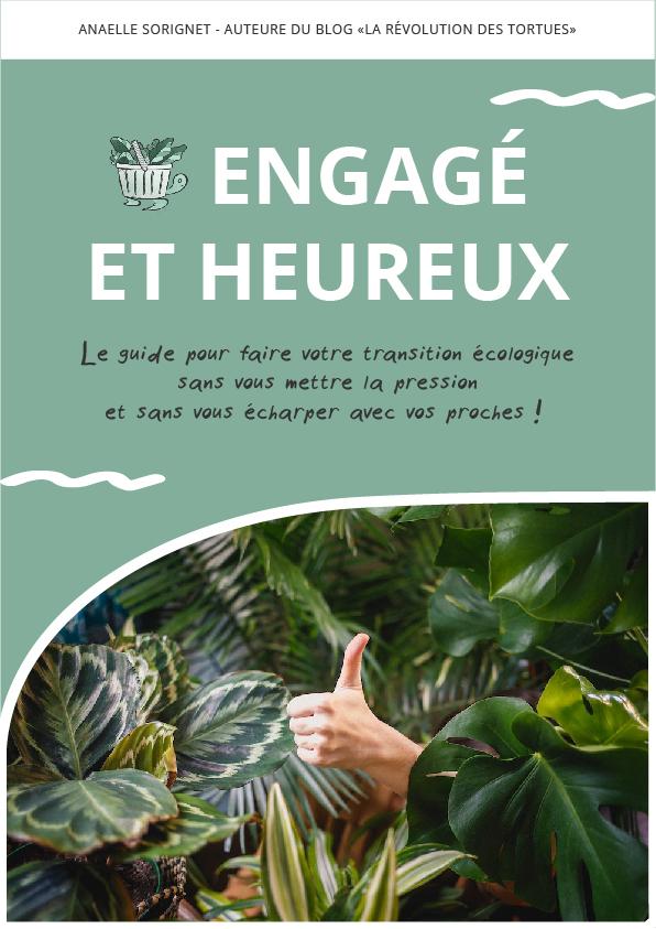 engagé heureux guide transition écologique
