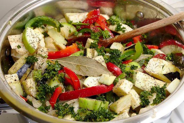 comment manger plus de légumes