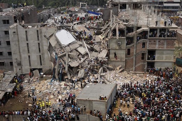 effondrement rana plaza