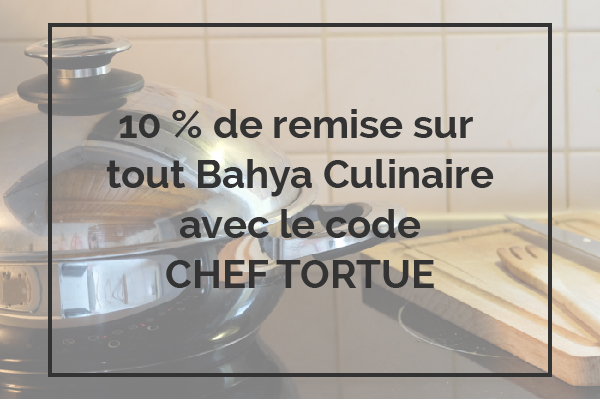 bahya culinaire cuisson basse température