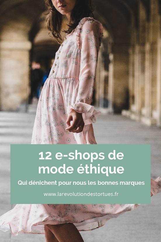 e-shop mode éthique