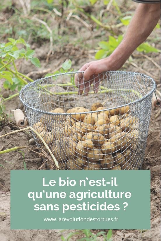 bio agriculture sans pesticides chimiques