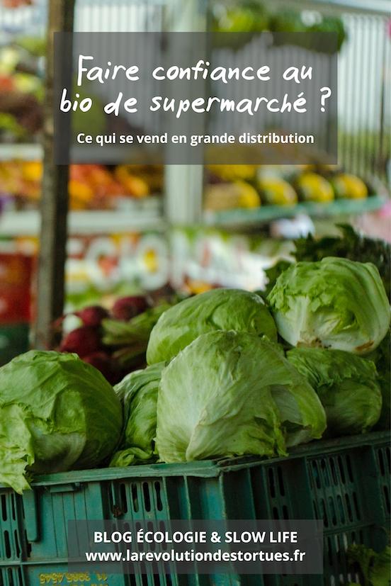 confiance bio supermarché