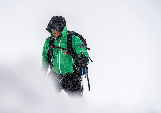 veste de ski picture